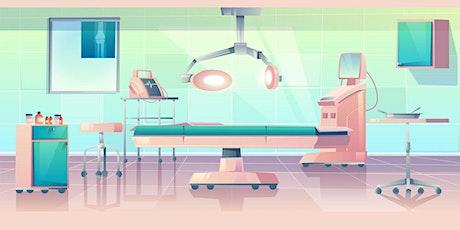 Taller: Uso de dispositivos para Cirugía General y Laparoscópica - GRUPO A boletos