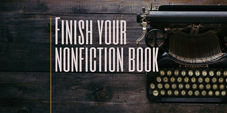 Author Up; Everything You Need to Stop Being an Amateur & Finish Your Book tickets