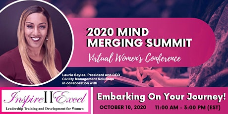 2020 Mind Merging Summit Virtual Women's Conference tickets