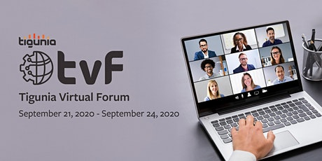 Tigunia Virtual Forum 2020 tickets