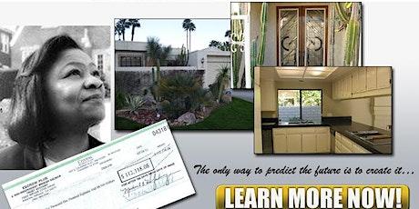 Real estate investing seminar tickets