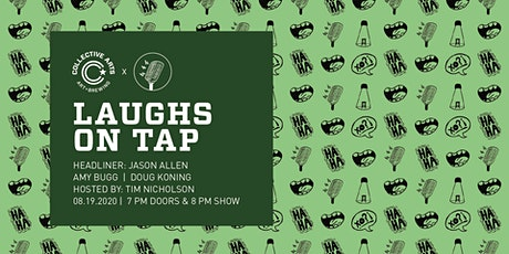 Laughs On Tap Returns tickets