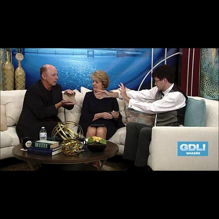 At Home Magic Party On Zoom With Jordan Allen image