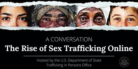 A Conversation: The Rise of Sex Trafficking Online tickets