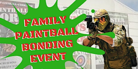 Family  Paintball Event tickets