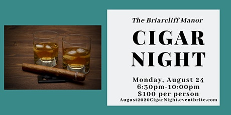 August Cigar Night tickets