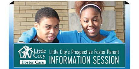 Little City Foster Care & Adoption Information Session tickets