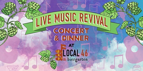 Live Music Revival Concert & Dinner tickets