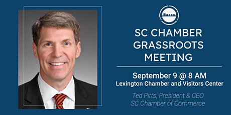 SC Chamber Annual Grassroots Meeting tickets