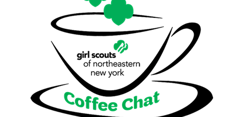 Girl Scout Virtual Coffee Chat tickets