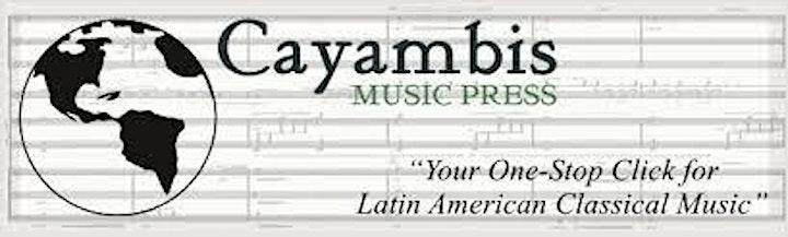 Quinteto Latino Seminario (QLXS) 2020 image