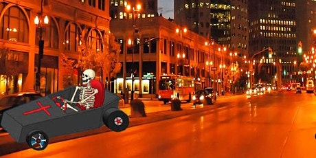 Crusin' the City Halloween Hunt tickets