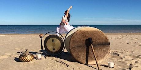 Cursos online de Danza Tribal  y Relajación boletos