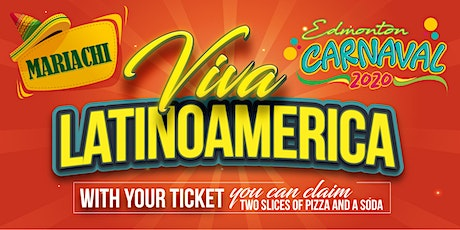 Viva Latinoamérica tickets