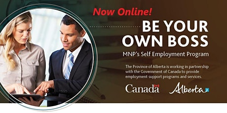 Government Funded Online Self Employment Training – Be Your Own Boss! tickets