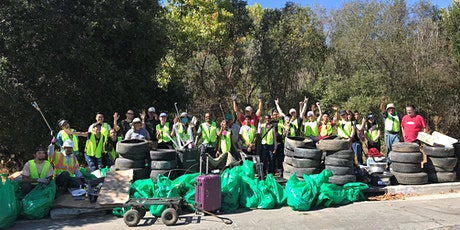SB Clean Creeks Coalition Team 222 Cleanup - Coyote Creek @ Corie Court tickets
