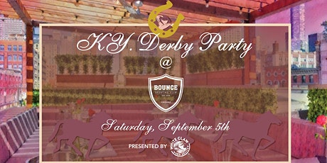 Kentucky Derby Watch Party at Bounce tickets