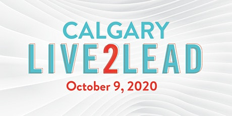 Live2Lead Calgary tickets