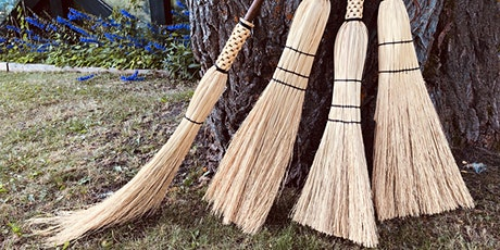 Broom Making with David Campbell tickets