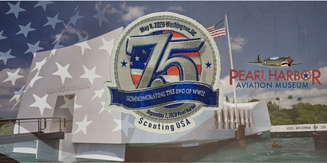 75th Commemoration of the End of WWII: From Pearl Harbor to Peace tickets