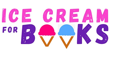 Ice Cream for Books tickets