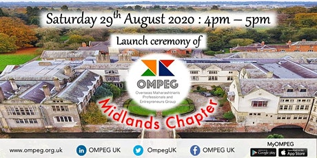 OMPEG Midlands Chapter Launch tickets