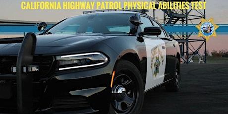 California Highway Patrol / Border Division  Physical Abilities Test / RSVP entradas