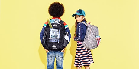Back to school Shopping event tickets