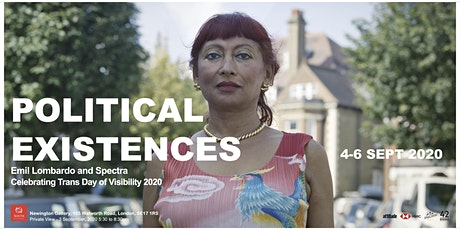 Private View - Political Existences  (NEW DATE / Rescheduled due to covid) tickets