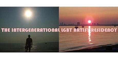 INTERGENERATIONAL LGBT ARTIST RESIDENCY OPEN STUDIO ZOOM tickets