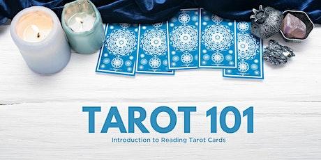 Tarot 101: Introduction to Reading Tarot Cards tickets