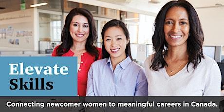 YWCA Elevate Skills | FREE Employment Program for Immigrant Women tickets
