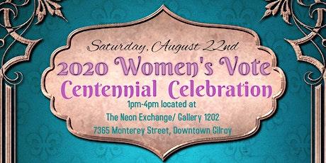 2020 Women's Vote Centennial Celebration tickets