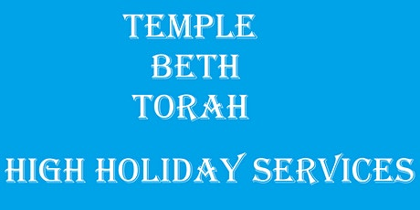 Temple Beth Torah's High Holiday Services tickets
