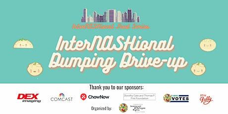 InterNASHional Dumpling Drive-Up tickets