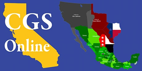 Researching Mexican Land Grants in Alta California tickets