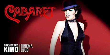 Cabaret (1972) tickets