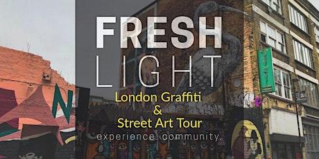 London Graffiti & Street Art Tour tickets