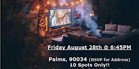 Outdoor Socially Distant Movie Night! tickets