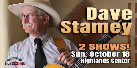 Dave Stamey in Concert tickets