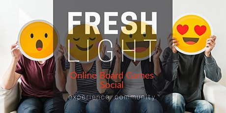 Online Board Games Social tickets