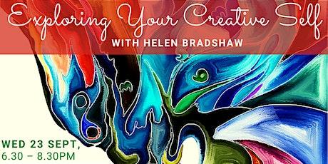 EXPLORING YOUR CREATIVE SELF tickets
