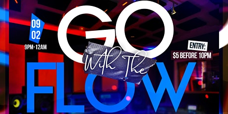 Go with the Flow Artist Showcase tickets