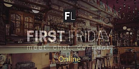 First Friday Online tickets