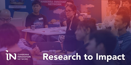 Research to Impact Webinar tickets