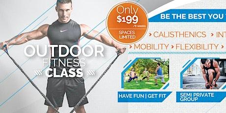 6 Week Outdoor Fitness Classes tickets