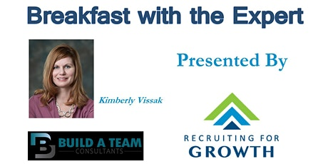 Breakfast with the Expert - Bringing Your Best Self to Each Day tickets