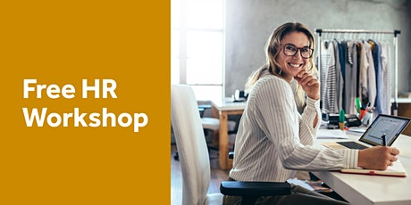 Free HR Workshop for Employers – Getting back to business fundamentals DESC tickets