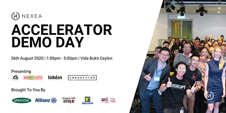 Accelerator Demo Day - NEXEA tickets