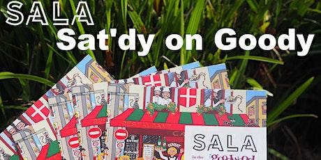 SALA Sat'dy on Goody tickets